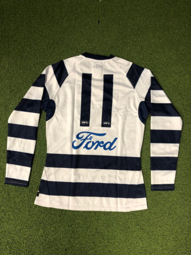 Photo of 2020 Player Issued Long Sleeve Home Guernsey - #11