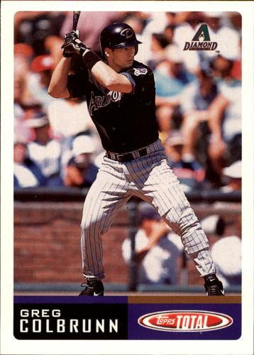 Photo of 2002 Topps Total #684 Greg Colbrunn