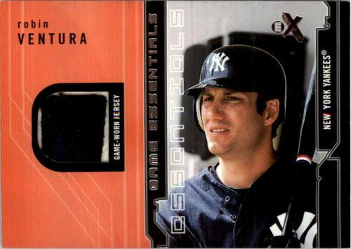 Photo of 2002 E-X Game Essentials #33 Robin Ventura Jsy
