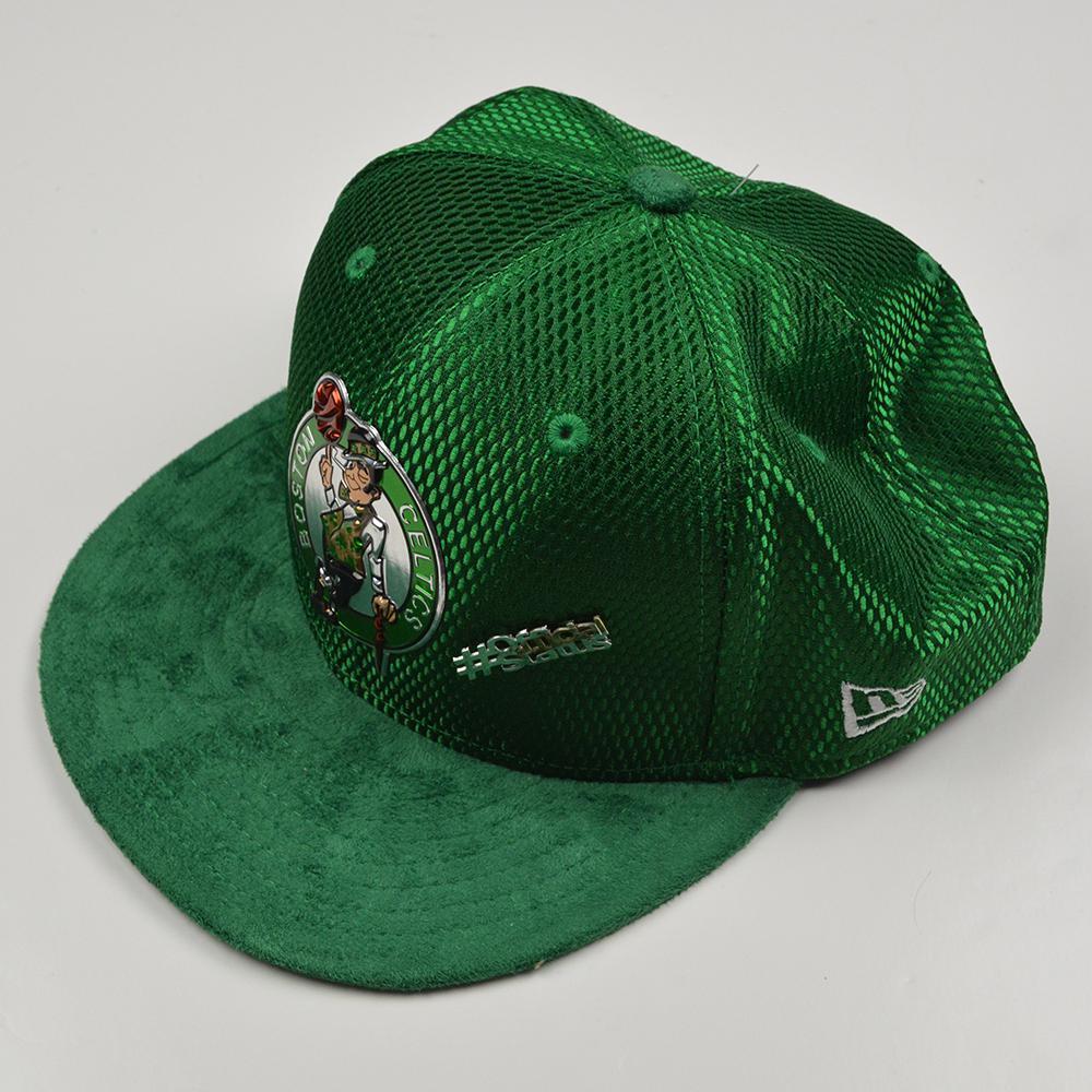 Jayson Tatum - Boston Celtics - 2017 NBA Draft - Backstage Photo-Shoot Worn Hat