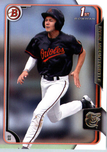 Photo of 2015 Bowman Draft #80 Ryan Mountcastle -- Ranked #98 of MLB's Top 100 Prospects