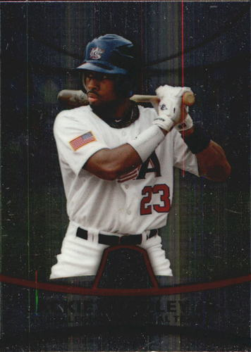 Photo of 2010 Bowman Platinum Prospects #PP31 Jackie Bradley Jr. Pre-Rookie Card