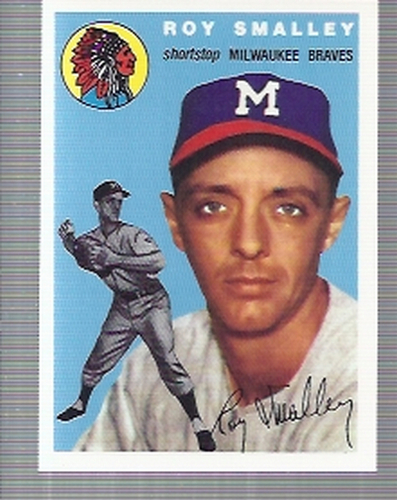 Photo of 1994 Topps Archives '54 #231 Roy Smalley