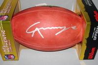 NFL - COWBOYS CHIDOBE AWUZIE SIGNED AUTHENTIC FOOTBALL