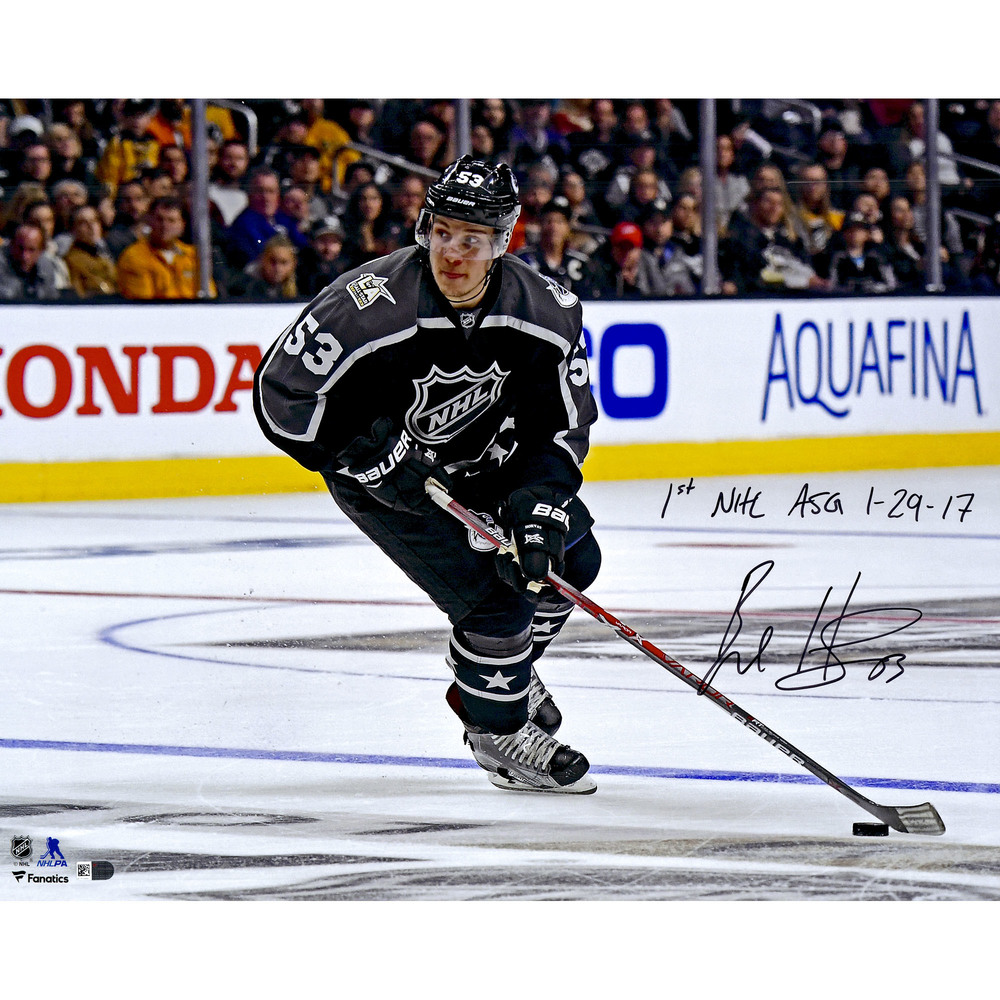 Bo Horvat Vancouver Canucks Autographed 16