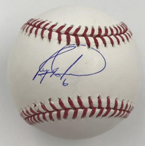 Photo of Ryan Howard Autographed Baseball