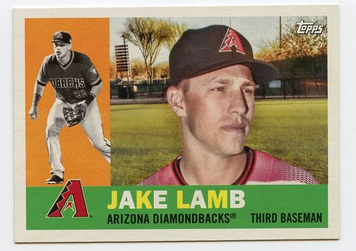 Photo of 2017 Topps Archives #98 Jake Lamb