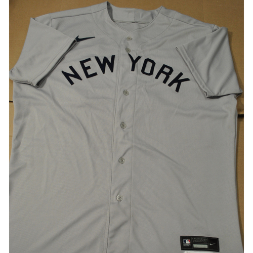Photo of 2021 New York Yankees vs. Chicago White Sox in Dyersville, Iowa - Game-Used 1919 Throwback Jersey - Jameson Taillon - Size 48C
