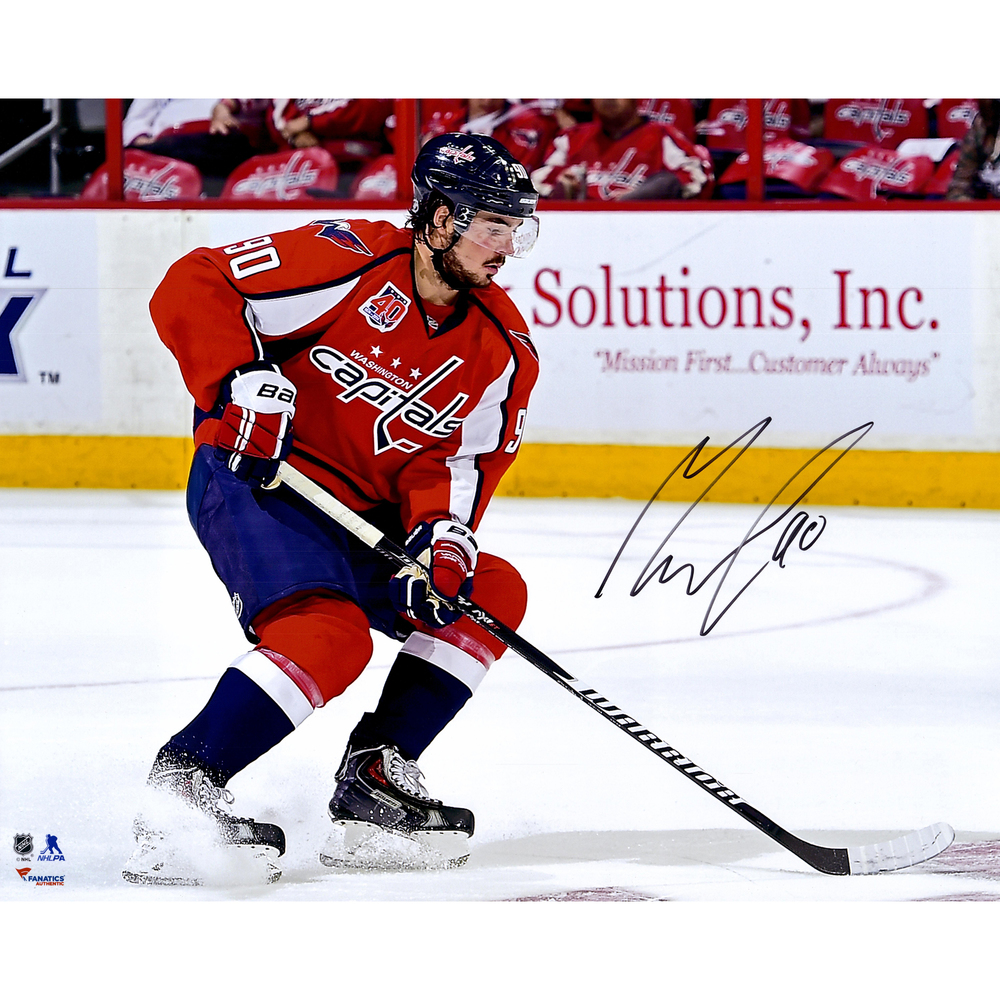 Marcus Johansson Washington Capitals Autographed 16