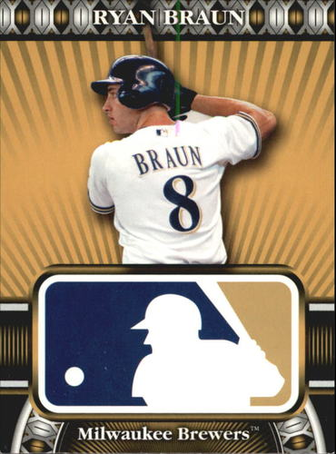 Photo of 2010 Topps Logoman HTA #9 Ryan Braun