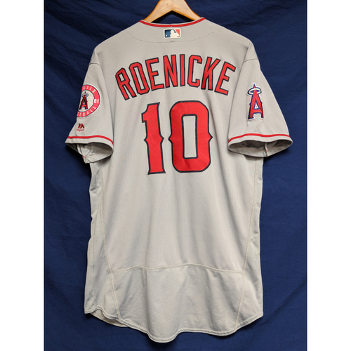 Photo of Rone Roenicke Team-Issued Road Jersey