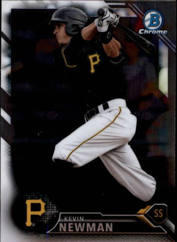 Photo of 2016 Bowman Chrome Prospects #BCP73 Kevin Newman