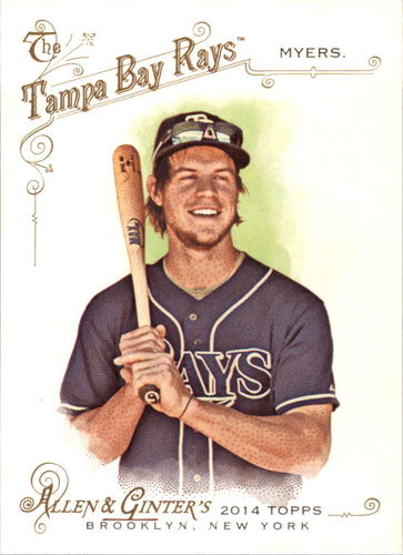 Photo of 2014 Topps Allen and Ginter #37 Wil Myers