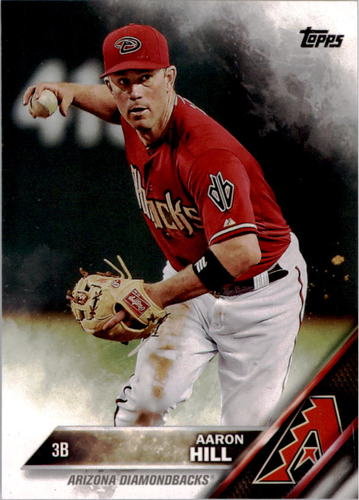 Photo of 2016 Topps #203 Aaron Hill
