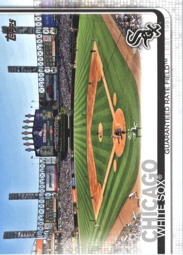 Photo of 2019 Topps #527 Guaranteed Rate Field