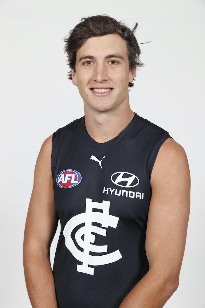 2021 AFL Clash Player Guernsey - Caleb Marchbank