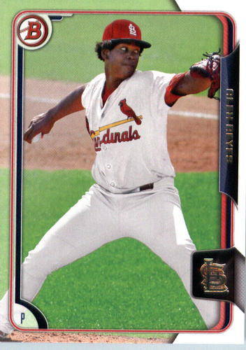 Photo of 2015 Bowman Draft #83 Alex Reyes