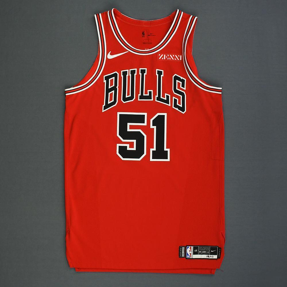 detailing 63e41 e61ff Ryan Arcidiacono - Chicago Bulls - Mexico Games - Game-Worn ...