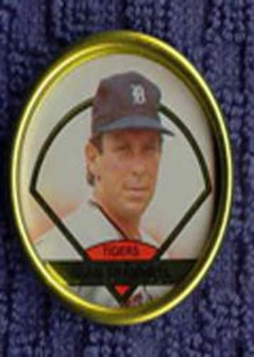 Photo of 1990 Topps Coins #31 Alan Trammell