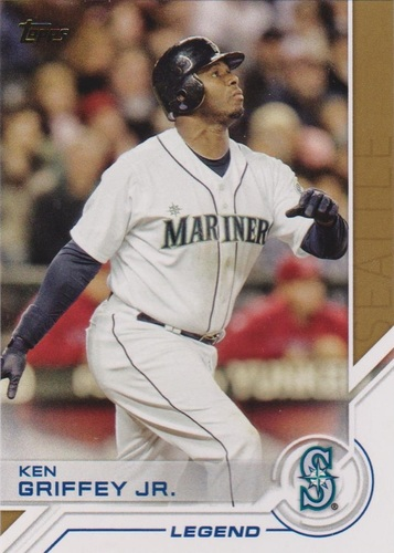 Photo of 2017 Topps Salute #S64 Ken Griffey Jr.