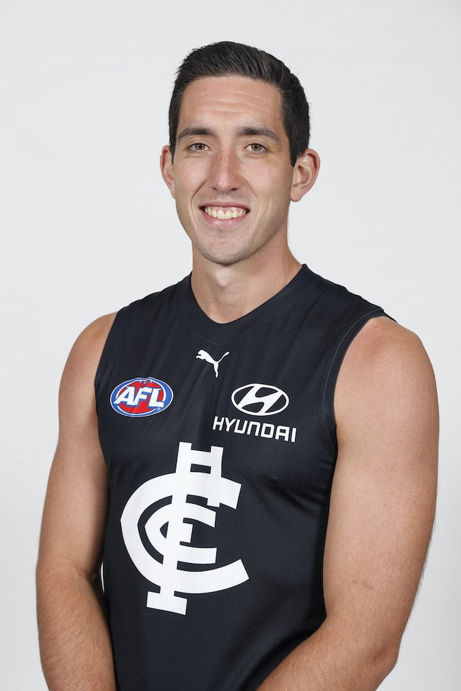 2021 AFL Clash Player Guernsey - Jacob Weitering