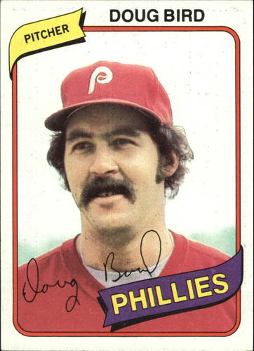 Photo of 1980 Topps #421 Doug Bird