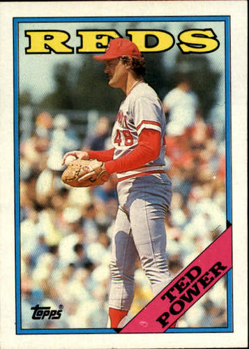 Photo of 1988 Topps #236 Ted Power