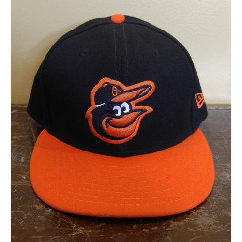 Buck Showalter - Road Cap: Team-Issued