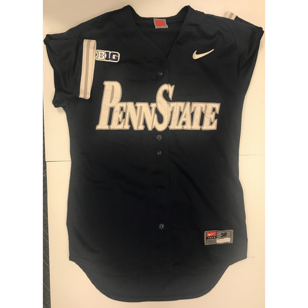 Photo of Penn State Softball Package 3- Game-Worn Jersey