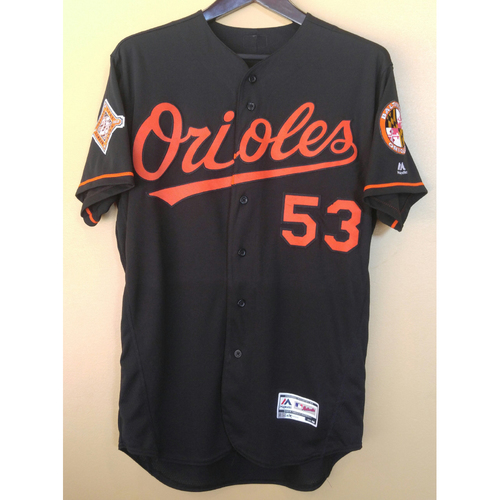 Photo of Zach Britton - Jersey: Game-Used