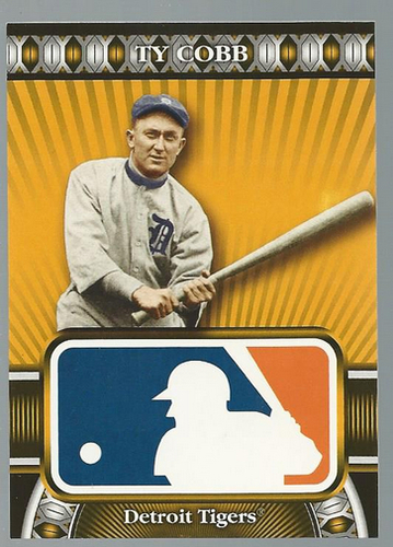 Photo of 2010 Topps Logoman HTA #14 Ty Cobb