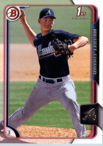 Photo of 2015 Bowman Draft #181 Michael Soroka -- Ranked #31 of MLB's Top 100 Prospects