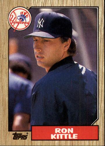 Photo of 1987 Topps #584 Ron Kittle