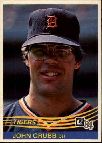 Photo of 1984 Donruss #90 John Grubb