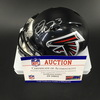Falcons - Ryan Schraeder Signed Mini Helmet