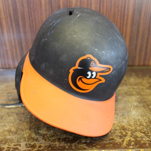 Photo of Chance Sisco - Road Batting Helmet: Team-Issued