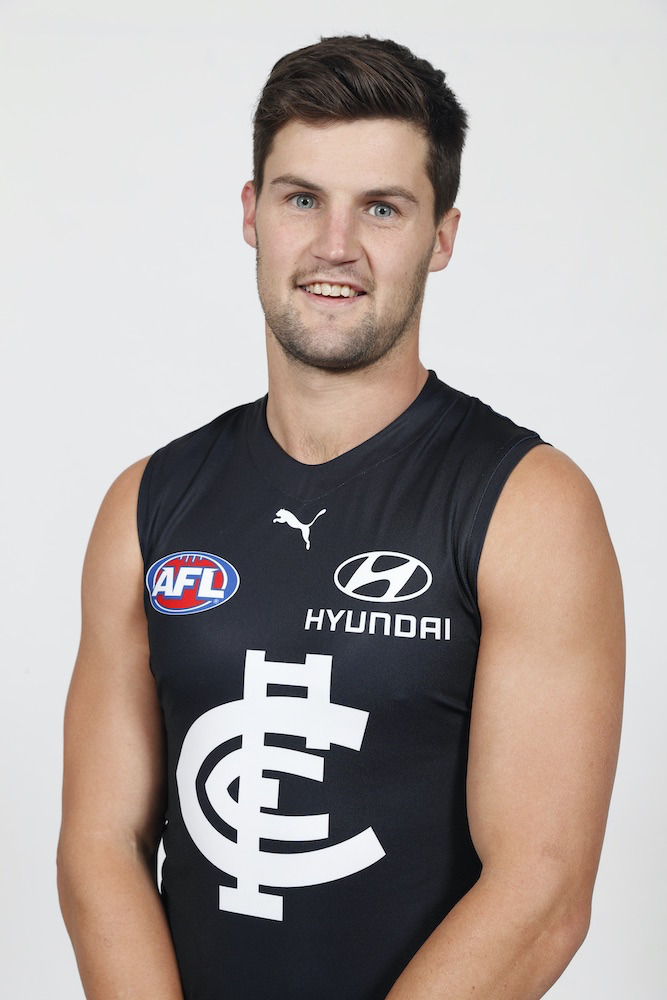 2021 AFL Clash Player Guernsey - Nic Newman