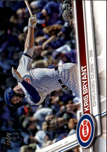 Photo of 2017 Topps #1A Kris Bryant