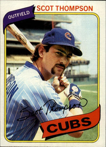 Photo of 1980 Topps #574 Scot Thompson