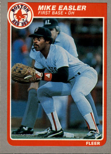 Photo of 1985 Fleer #157 Mike Easler