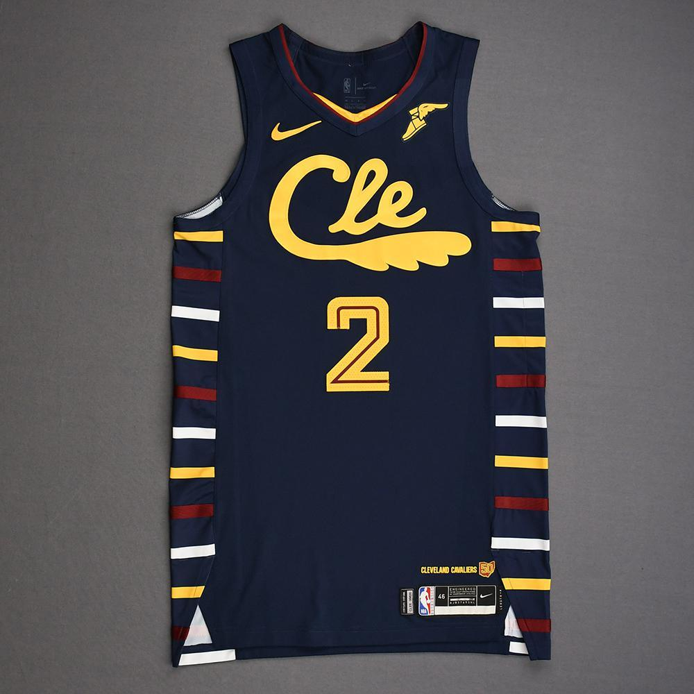 Collin Sexton - Cleveland Cavaliers - Game-Worn City Edition Jersey - Scored Team-High 20 Points - 2019-20 Season