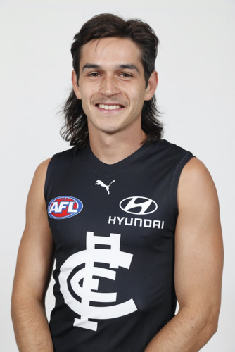 Photo of 2021 AFL Clash Player Guernsey - Zac Fisher