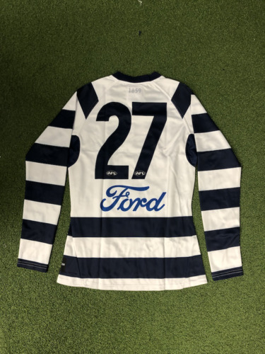 Photo of 2020 Player Issued Long Sleeve Home Guernsey - #27