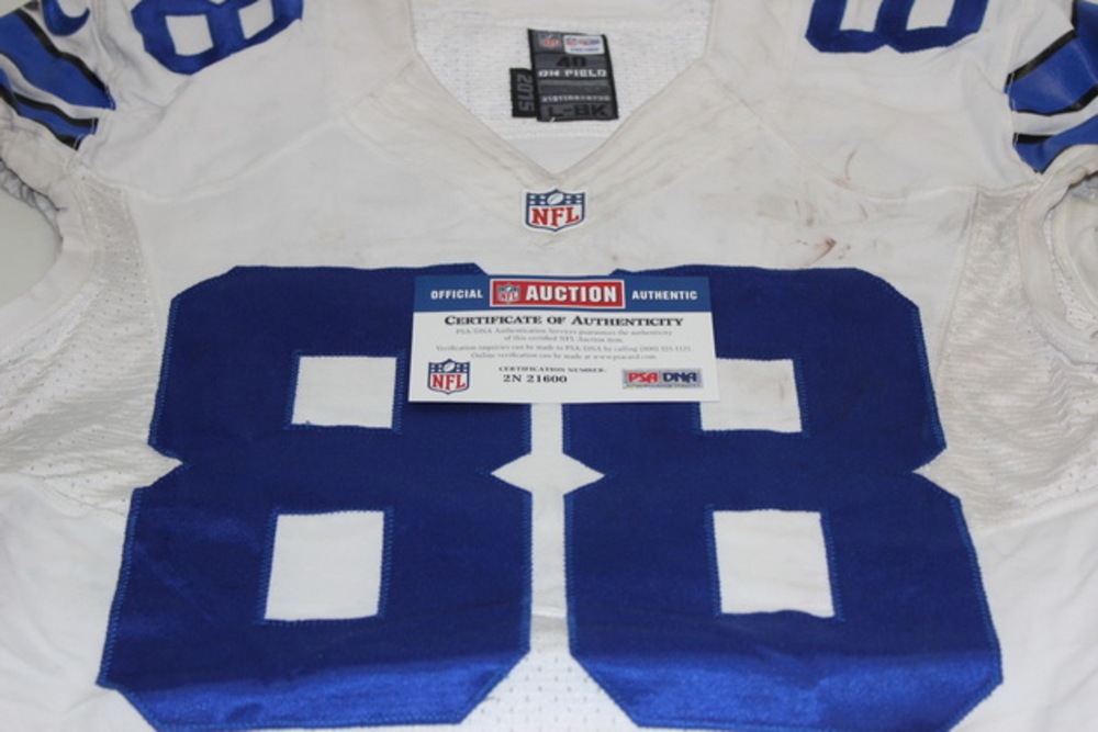 online store c57d8 2d9aa NFL Auction | STS - COWBOYS DEZ BRYANT GAME WORN COWBOYS ...