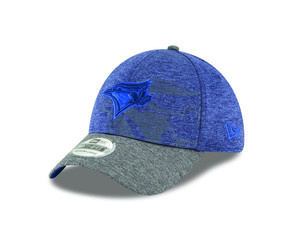 Toronto Blue Jays Peek Stretch Fit Cap by New Era
