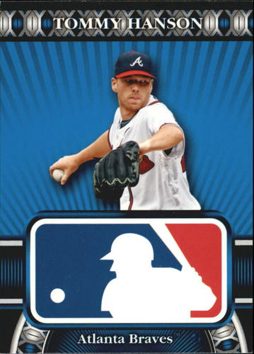 Photo of 2010 Topps Logoman HTA #15 Tommy Hanson