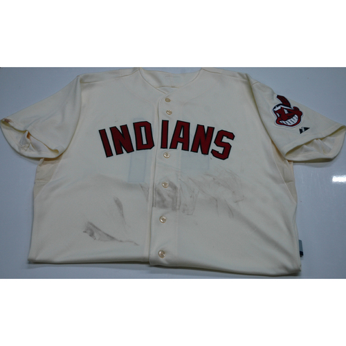 Photo of Carlos Santana 2013 Alternate Home Jersey