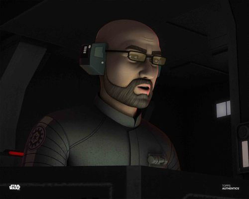 Imperial controller LT-319