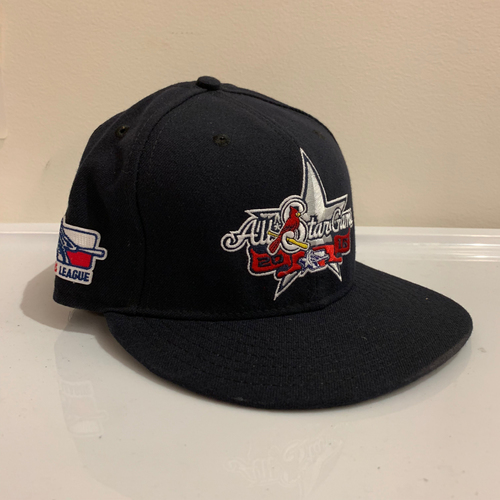 Photo of 2016 Texas League All Star Game -  Game Used Cap  - Matt Chapman (Oakland A's) Size - 7 -3/8