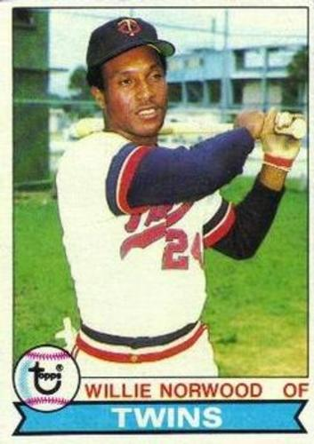 Photo of 1979 Topps #274 Willie Norwood